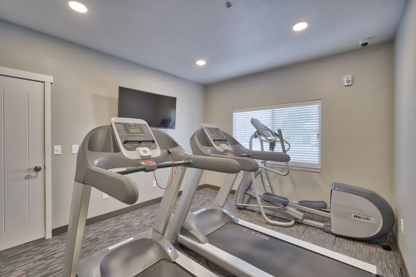 Photo of the Workout Room